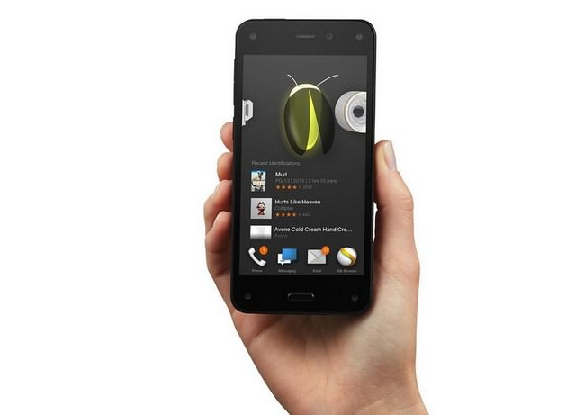 [Mobile] 為EC而生的手機?內建O2O功能、3D操控介面的Amazon Fire Phone正式發表!
