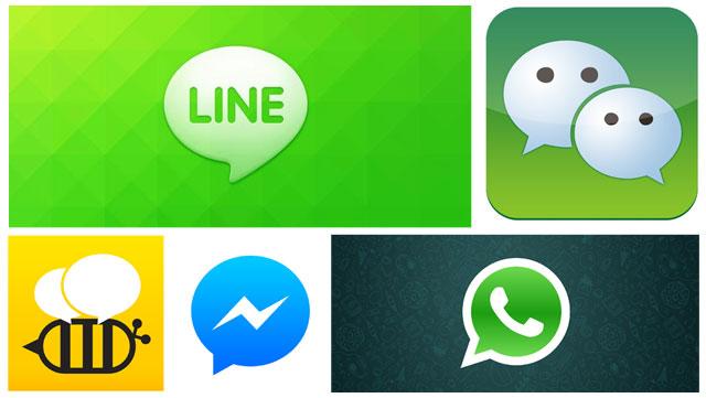 [IM] 即時通訊軟體…你選哪一家?來談談即時通訊的應用與未來發展!