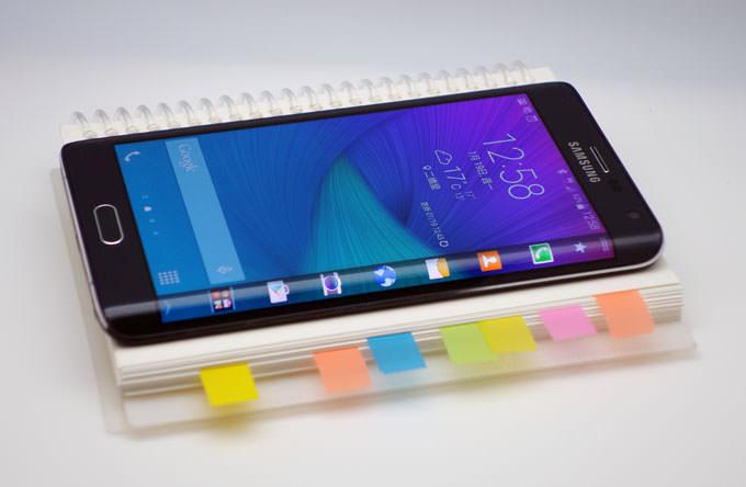 [Unbox] 世界首創曲面側螢幕,帶來獨特新介面:Samsung GALAXY Note Edge開箱與完整使用心得分享!