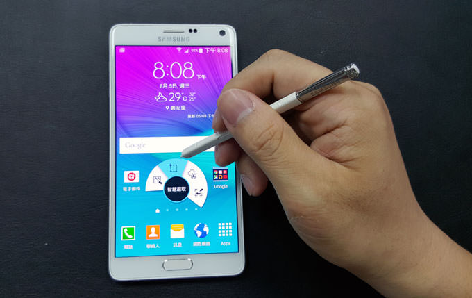 [Mobile] Galaxy Note 4 + S Pen:讓我不錯過生活中值得記錄的時刻!