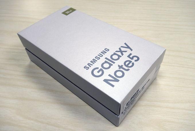 [Unbox] 台灣市售版Galaxy Note 5 琉光金版開箱速覽!