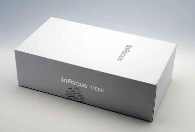 [Unbox] 中階價位,享受金屬極致手感:搭載豐富應用功能、4G LTE全頻支援的中階旗艦 InFocus M808開箱與使用心得分享!