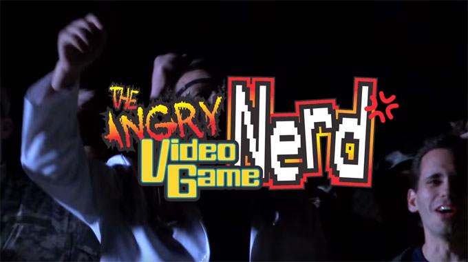 [每日一片] 電玩迷們一定要吸收的負能量:「憤怒電玩宅 The Angry Video Game Nerd」節目推薦!