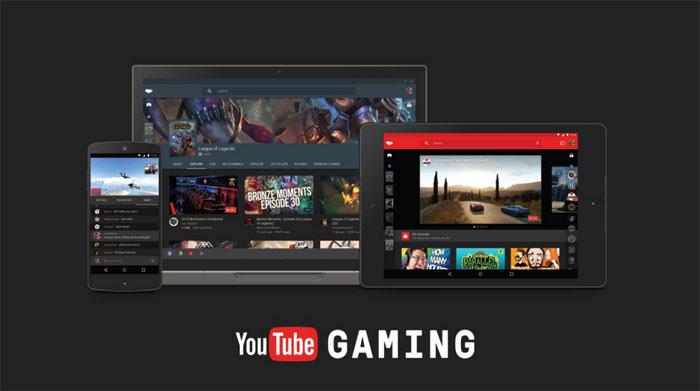 遊戲玩家必備的線上直播實況與精采影音隨選服務「Youtube Gaming」!