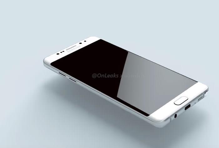 [Mobile] 三星Note系列新旗艦 Galaxy Note 6 / Note 7 外觀設計流出圖分析!