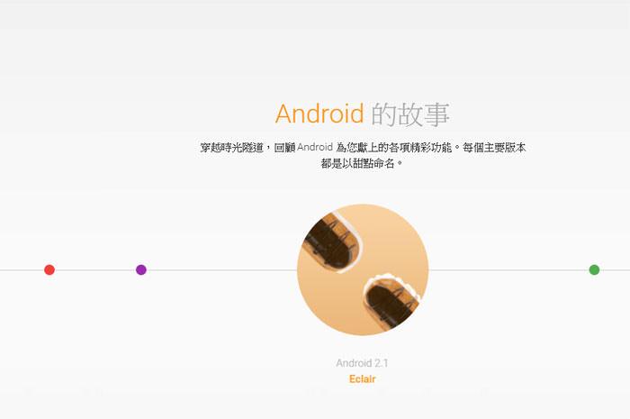 [Android 豆知識] 那些年,我們一起用過的Android!你印象最深刻的是哪幾個?