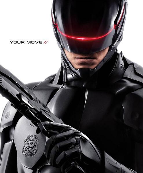 [Movie] 即使成為英雄,一切都回不去的哀與愁:機器戰警2014版觀後心得!