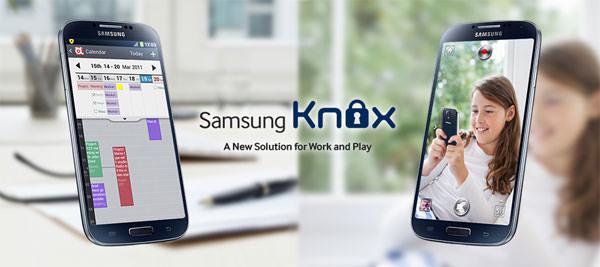 [每日一Note] 給你企業級的安全防護!活用Samsung KNOX建構手機內的私密空間!